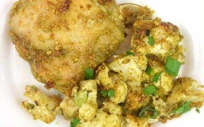 [RECIPE VIDEO] Sheet Pan Cashew Garlic Chicken